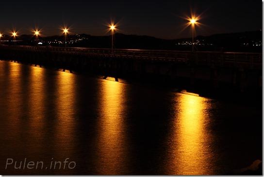 Berkely Marina night