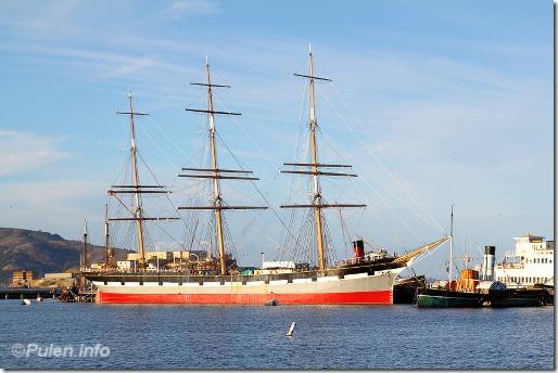 A ship - Pulen.info