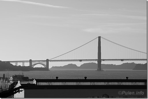 Golden Gate Bridge - Pulen.inof